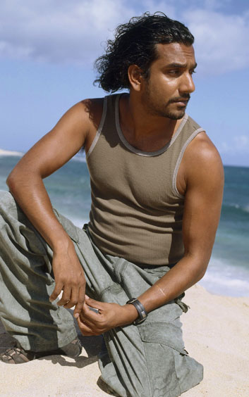Il Basty interpretato da quello che fa Sayid in Lost, Naveen Andrews